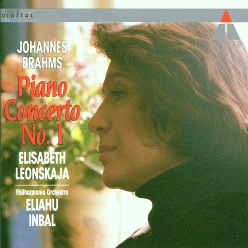 Brahms : Piano Concerto No.1 by Elisabeth Leonskaja