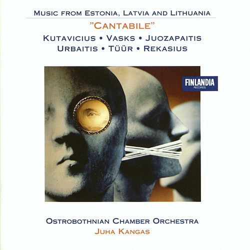 Vasks' 'Cantabile' and Other Baltic Works for String Orchestra Vol. 2 de Ostrobothnian Chamber Orchestra
