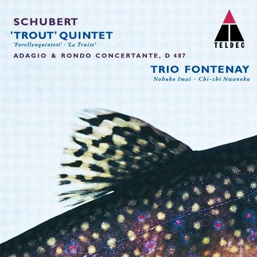 Schubert : Trout Quintet, Adagio & Rondo Concertante by Trio Fontenay