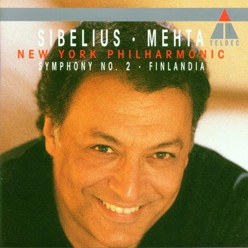 Sibelius : Symphony No.2 von Zubin Mehta