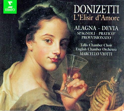 Donizetti : L'elisir d'amore von Marcello Viotti