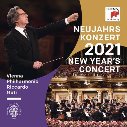 Neujahrskonzert 2021 / New Year's Concert 2021 / Concert du Nouvel An 2021 by Riccardo Muti