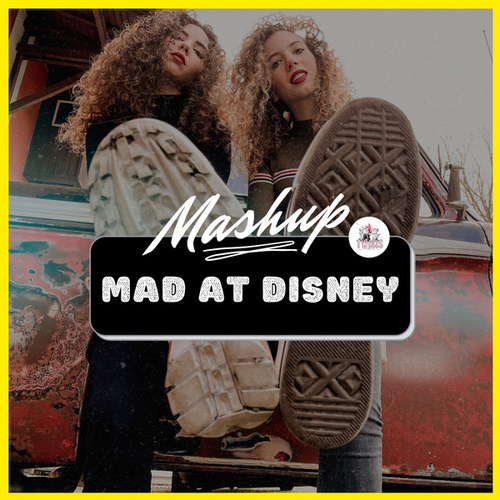 Mad at Disney by TwiSis