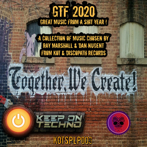GTF 2020 -  Great Music From A Shit Year! by Various Artists