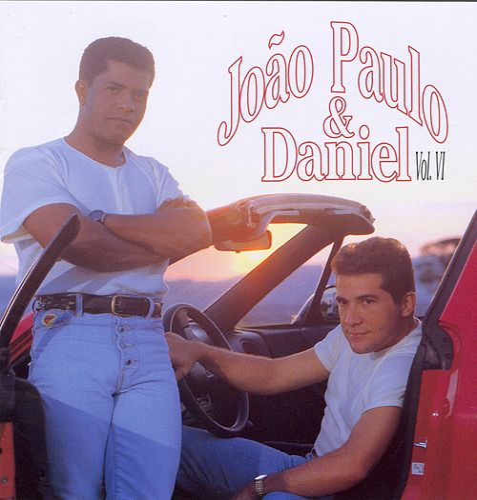 Volume 6 de João Paulo e Daniel
