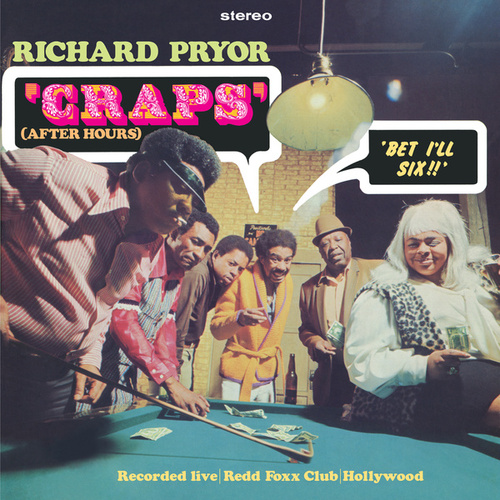 The Line-Up by Richard Pryor