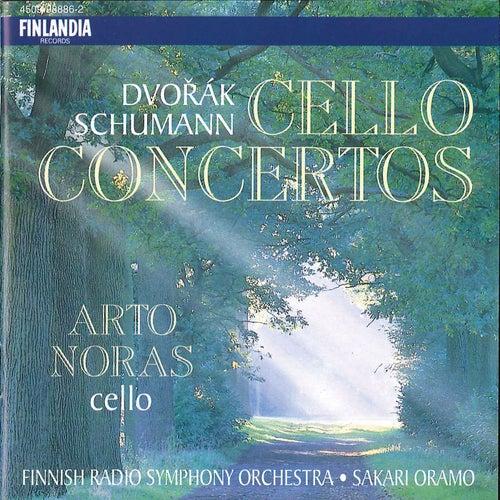Dvorák / Schumann : Cello Concertos von Arto Noras