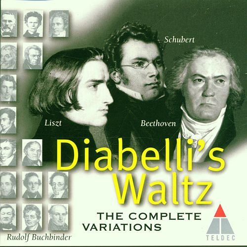 Diabelli's Waltz - The Complete Variations by Rudolf Buchbinder