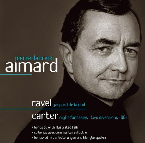 Ravel : Gaspard de la Nuit by Pierre-Laurent Aimard