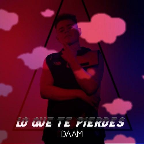 Lo Que Te Pierdes by Daam