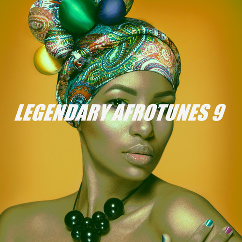 LEGENDARY AFROTUNES 9 by Various Artists