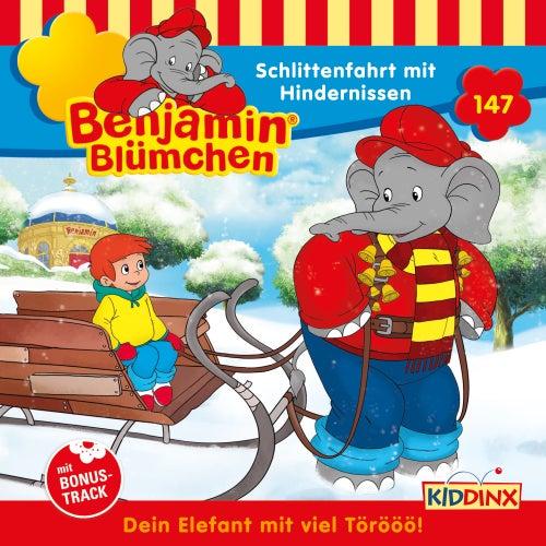 Folge 147: Schlittenfahrt mit Hindernissen von Benjamin Blümchen