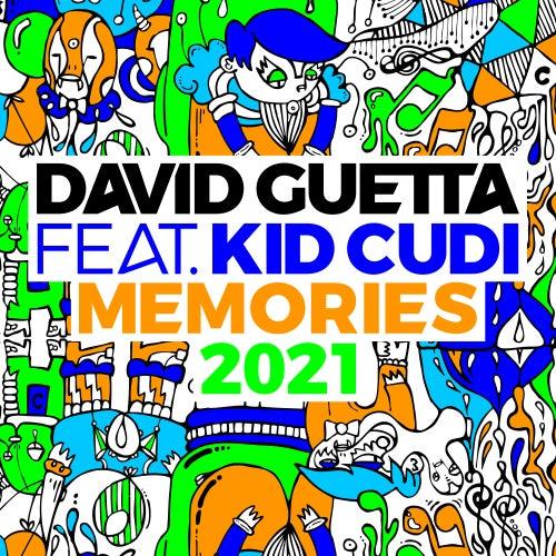 Memories (feat. Kid Cudi) (2021 Remix) de David Guetta