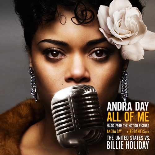All of Me (Music from the Motion Picture 'The United States vs. Billie Holiday') de Andra Day