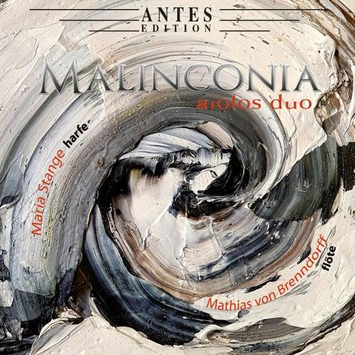 Malinconia - Werke für Flöte und Harfe von Aiolos Duo