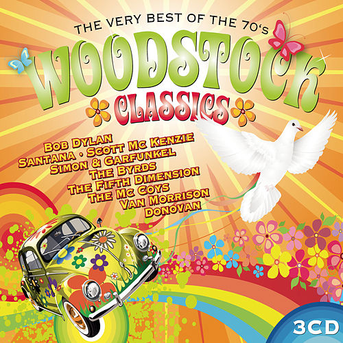Woodstock Classics von Various Artists
