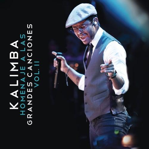 Homenaje A Las Grandes Canciones, Vol. II de Kalimba
