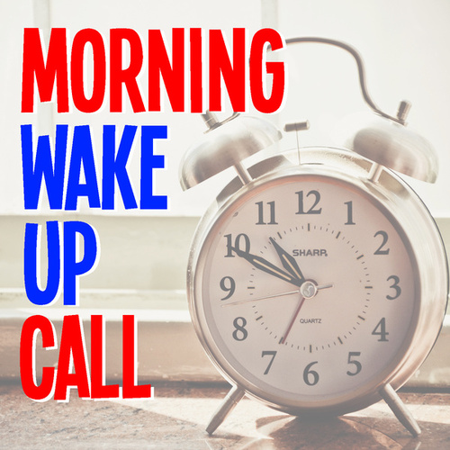 Morning Wake Up Call von Various Artists