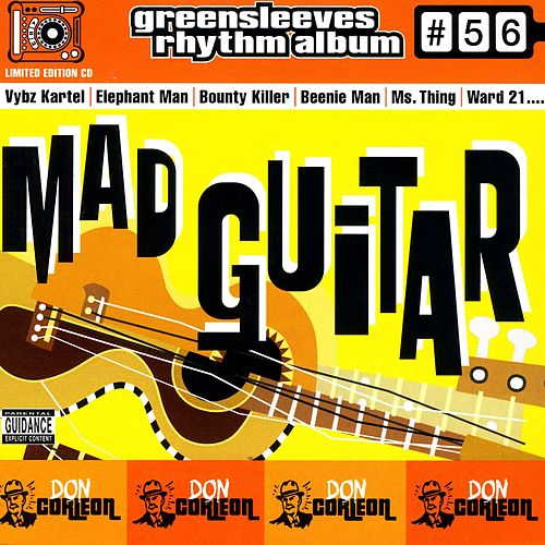 Mad Guitar by Various Artists