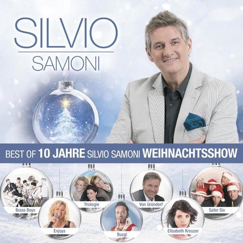 Best of 10 Jahre Silvio Samoni Weihnachtsshow by Various Artists