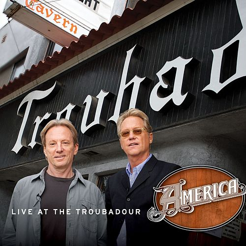 Live At The Troubadour EP de America