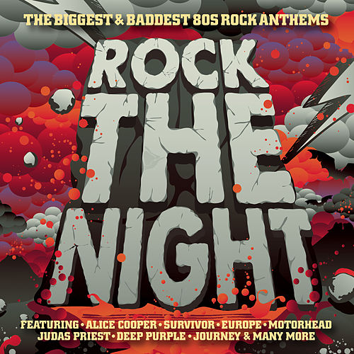 Rock The Night! de Various Artists