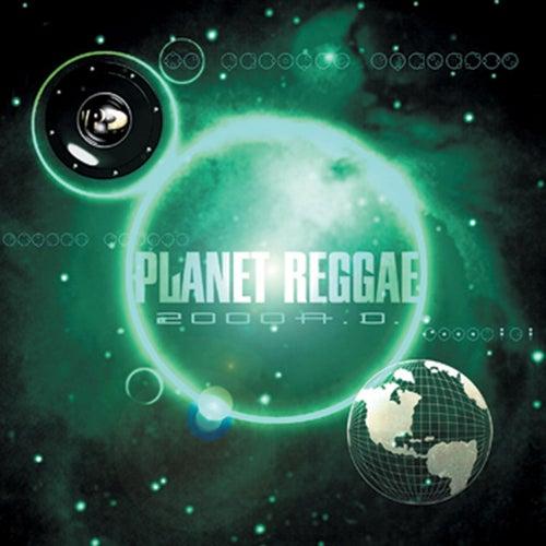 Planet Reggae Vol. 2 de Various Artists