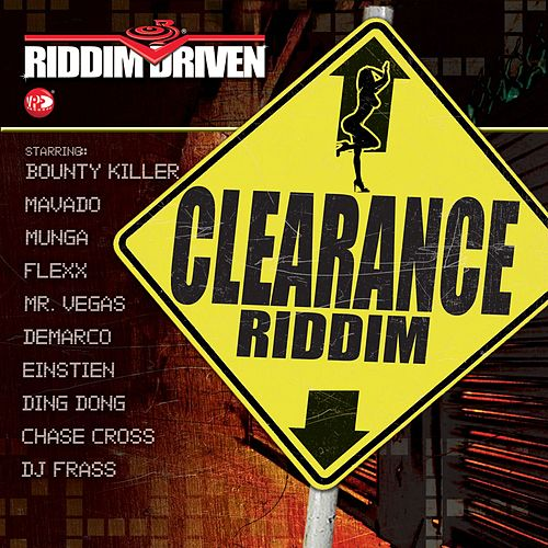 Riddim Driven: Clearance by Various Artists