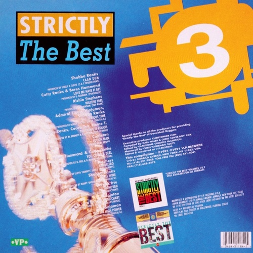 Strictly The Best Vol. 3 by Various Artists