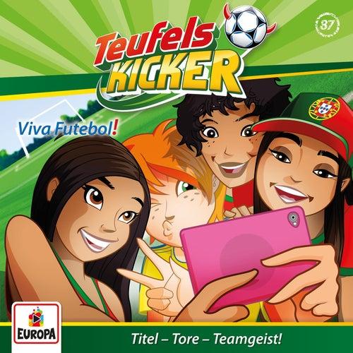 087/Viva Futebol! by Teufelskicker