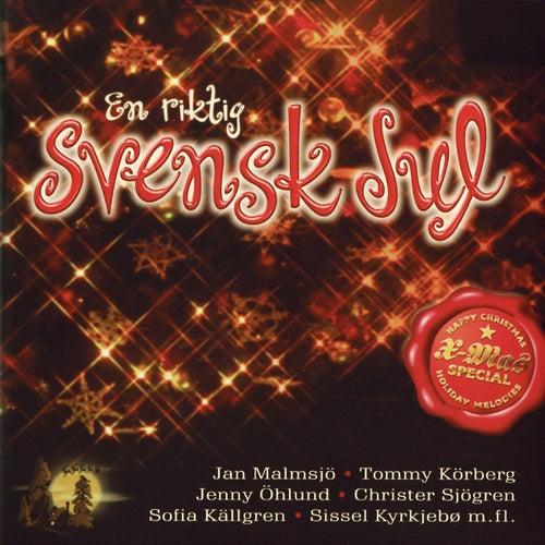 En riktigt svensk jul de Blandade Artister