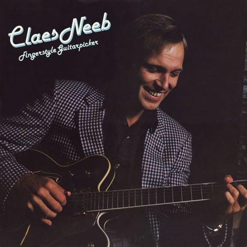 Fingerstyle Guitarpicker by Claes Neeb