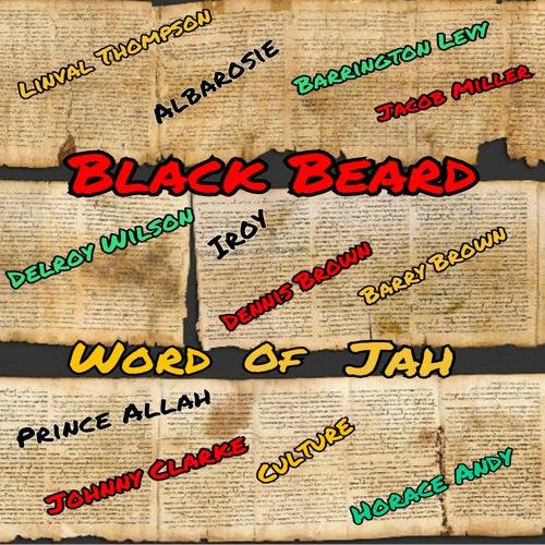 Black Beard Word of Jah de Various Artists