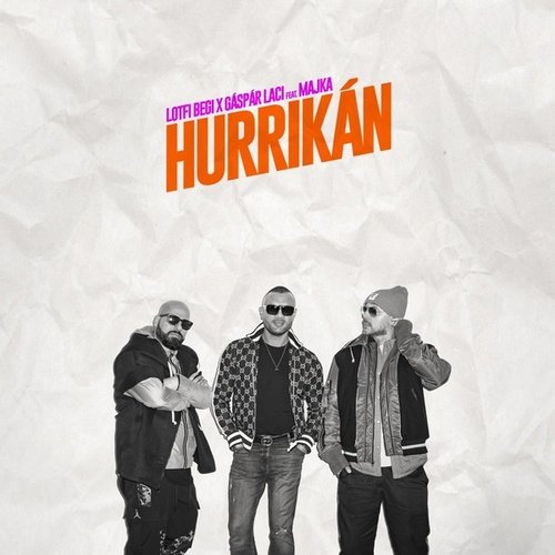 Hurrikán (feat. Majka) by Lotfi Begi