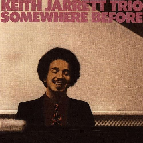 Somewhere Before by Keith Jarrett