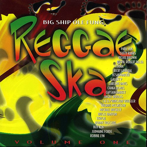Reggae Ska Vol. 1 by Various Artists