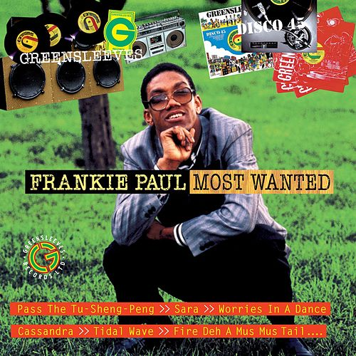 Most Wanted by Frankie Paul