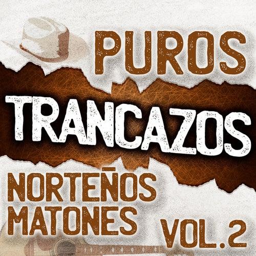 Puros Trancazos Norteños Matones Vol. 2 de Various Artists