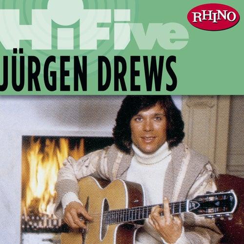 Rhino Hi-Five: Jürgen Drews von Jürgen Drews