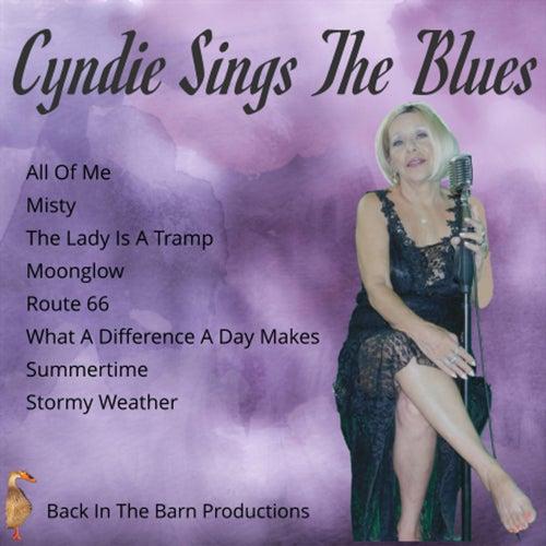 Cyndie Sings the Blues de Cibolo Springs