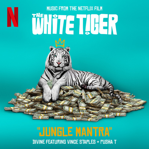 Jungle Mantra (From the Netflix Film 'The White Tiger') by Divine