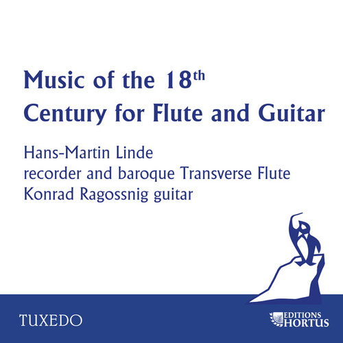Music of the 18th Century for Flute and Guitar de Hans-Martin Linde