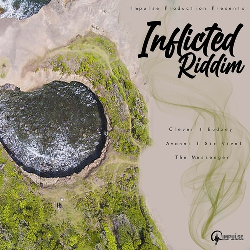 Inflicted Riddim fra Various Artists
