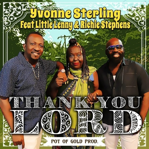 Thank You Lord von Yvonne Sterling