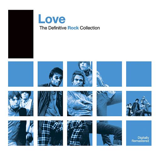 Definitive Rock: Love by Love