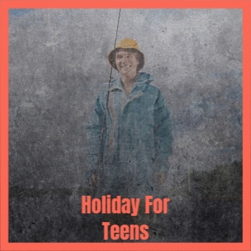 Holiday For Teens de Various Artists