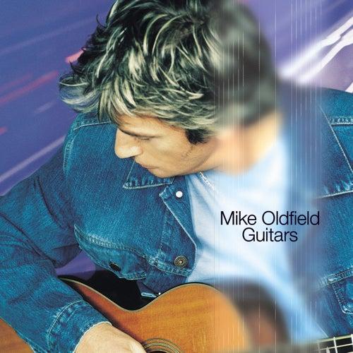 Guitars de Mike Oldfield
