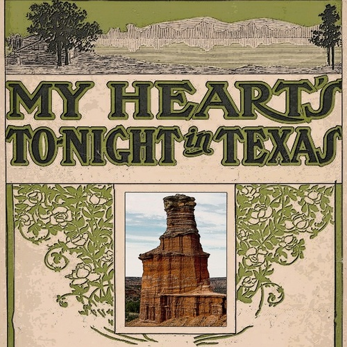 My Heart's to Night in Texas by Judy Collins