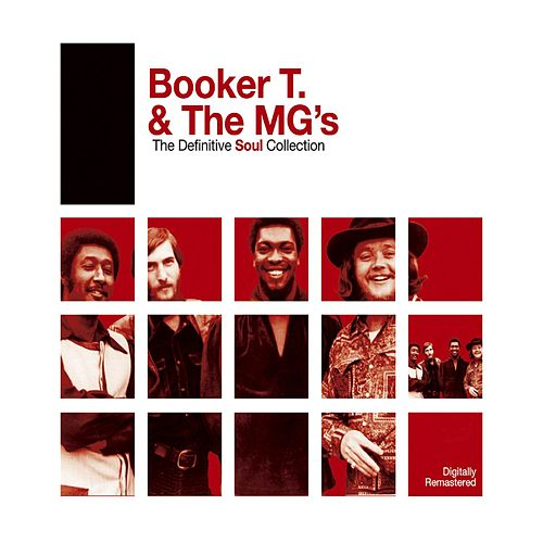 Definitive Soul: Booker T. & The MG's de Booker T. & The MGs
