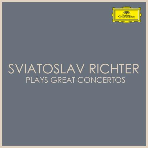 Sviatoslav Richter Plays Great Concertos by Sviatoslav Richter